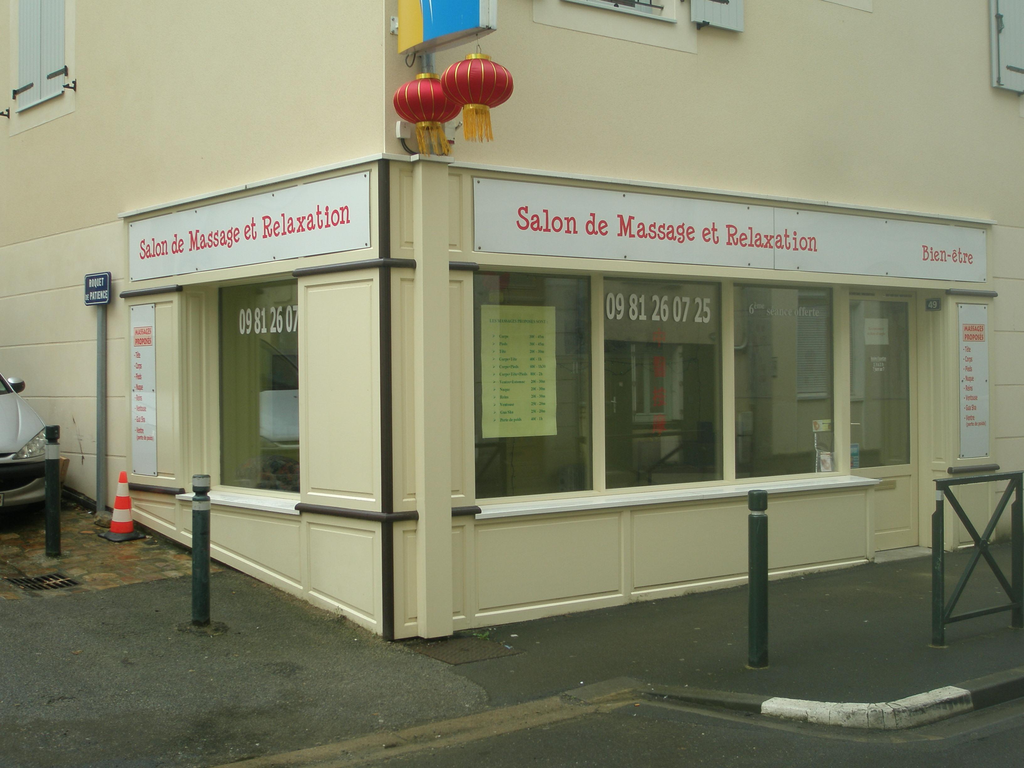 Salon de massage et relaxation chinois bordeaux culture - Salon de massage a colmar ...